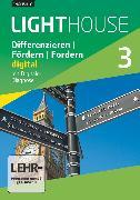 Cover-Bild zu English G Lighthouse, Allgemeine Ausgabe, Band 3: 7. Schuljahr, Differenzieren, Fördern, Fordern - digital, DVD-ROM, Mit Digitaler Diagnose