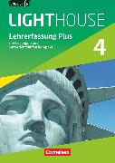 Cover-Bild zu English G Lighthouse, Allgemeine Ausgabe, Band 4: 8. Schuljahr, Lehrerfassung Plus, Mit Lösungen und Unterrichtshilfen kompakt