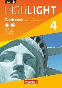 Cover-Bild zu English G Highlight, Hauptschule, Band 4: 8. Schuljahr, Workbook mit Audio-CD und CD-ROM (e-Workbook)- Lehrerfassung von Berwick, Gwen