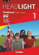Cover-Bild zu English G Headlight, Allgemeine Ausgabe, Band 1: 5. Schuljahr, Workbook mit Audio-CD und e-Workbook - Lehrerfassung von Berwick, Gwen