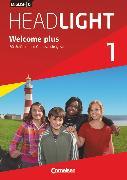 Cover-Bild zu English G Headlight, Allgemeine Ausgabe, Band 1: 5. Schuljahr, Welcome plus, Einführungskurs, Mindestabnahme: 10 Exemplare von Abbey, Susan