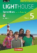Cover-Bild zu English G Lighthouse, Sprachkurs Saarland, Band 1: Klasse 5, Arbeitsheft - Lehrerfassung mit Audio-CDs von Abbey, Susan