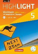 Cover-Bild zu English G Highlight, Hauptschule, Band 5: 9. Schuljahr, Workbook mit interaktiven Übungen auf scook.de - Lehrerfassung, Mit Audio-CD von Berwick, Gwen