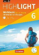Cover-Bild zu English G Highlight, Hauptschule, Band 6: 10. Schuljahr, Workbook mit interaktiven Übungen auf scook.de - Lehrerfassung, Mit Audio-CD und Audios online von Berwick, Gwen