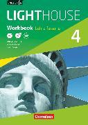 Cover-Bild zu English G Lighthouse, Allgemeine Ausgabe, Band 4: 8. Schuljahr, Workbook mit CD-ROM (e-Workbook) und Audio-CD - Lehrerfassung, Audio-Dateien auch als MP3 von Berwick, Gwen