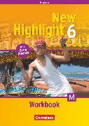 Cover-Bild zu New Highlight, Bayern, Band 6: 10. Jahrgangsstufe, Workbook, Für M-Klassen von Berwick, Gwen