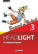 Cover-Bild zu English G Headlight, Allgemeine Ausgabe, Band 3: 7. Schuljahr, Grammarmaster mit Lösungen von Berwick, Gwen