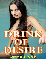 Cover-Bild zu eBook Drink of Desire (Lesbian Erotica)
