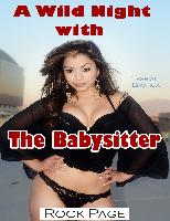 Cover-Bild zu eBook A Wild Night With the Babysitter (Lesbian Erotica)