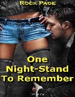 Cover-Bild zu eBook Erotica: One Night Stand to Remember