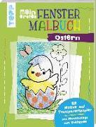 Cover-Bild zu Mein erstes Fenster-Malbuch Ostern von Schwab, Ursula