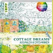 Cover-Bild zu Colorful Moments - Cottage Dreams von Schwab, Ursula
