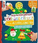 Cover-Bild zu Das Adventskalender-Verbastelbuch für die Allerkleinsten. Schneiden und Kleben. Mit XXL-Poster von Schwab, Ursula