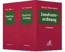Cover-Bild zu Insolvenzordnung (InsO) / Insolvenzrecht (InsR) - Insolvenzordnung von Nerlich, Jörg (Hrsg.)