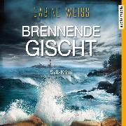 Cover-Bild zu Brennende Gischt (Audio Download) von Weiß, Sabine