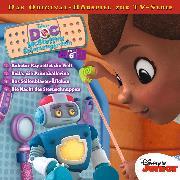 Cover-Bild zu Disney - Doc McStuffins - Folge 6 (Audio Download) von Bingenheimer, Gabriele