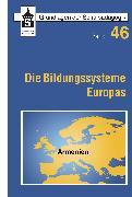 Cover-Bild zu Die Bildungssysteme Europas - Armenien (eBook) von Bandau, Susanne