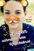 Cover-Bild zu Lügen schmeckt wie Knäckebrot von Houm, Nicolai