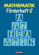 Cover-Bild zu Mathematik Förderschule, Förderhefte, Band 8, Heft von Gathen, Heribert