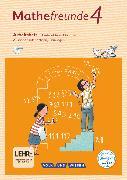 Cover-Bild zu Mathefreunde, Ausgabe Süd 2015, 4. Schuljahr, Arbeitsheft mit interaktiven Übungen auf scook.de, Mit Übungssoftware auf CD-ROM von Elsner, Jana