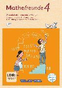 Cover-Bild zu Mathefreunde, Ausgabe Nord 2015, 4. Schuljahr, Arbeitsheft mit interaktiven Übungen auf scook.de, Mit Übungssoftware auf CD-ROM von Elsner, Jana