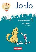 Cover-Bild zu Jo-Jo Mathematik, Allgemeine Ausgabe 2018, 1. Schuljahr, Arbeitsheft Fördern von Huck, Lorenz