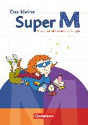 Cover-Bild zu Super M, Mathematik für alle, Zu allen Ausgaben, Vorübungen, Das kleine Super M, Mathematische Grunderfahrungen, Arbeitsheft mit Kartonbeilagen von Hajek, Erwin