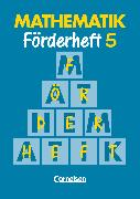 Cover-Bild zu Mathematik Förderschule, Förderhefte, Band 5, Heft von Gathen, Heribert