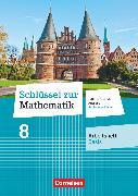 Cover-Bild zu Schlüssel zur Mathematik, Differenzierende Ausgabe Schleswig-Holstein, 8. Schuljahr, Arbeitsheft Basis mit Online-Lösungen, Für Schülerinnen und Schüler mit erhöhtem Übungsbedarf