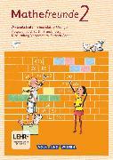 Cover-Bild zu Mathefreunde, Ausgabe Nord 2015, 2. Schuljahr, Arbeitsheft mit interaktiven Übungen auf scook.de, Mit Übungssoftware auf CD-ROM von Elies, Catrin