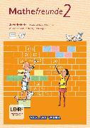 Cover-Bild zu Mathefreunde, Ausgabe Süd 2015, 2. Schuljahr, Arbeitsheft mit interaktiven Übungen auf scook.de, Mit Übungssoftware auf CD-ROM von Elies, Catrin