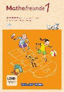 Cover-Bild zu Mathefreunde, Ausgabe Süd 2015, 1. Schuljahr, Arbeitsheft mit interaktiven Übungen auf scook.de, Mit Übungssoftware auf CD-ROM von Elies, Catrin