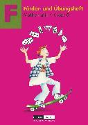 Cover-Bild zu Förderhefte Mathematik, 6. Schuljahr, Übungsheft von Bahro, Uwe