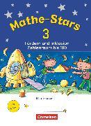 Cover-Bild zu Mathe-Stars, Fördern und Inklusion, 3. Schuljahr, Zahlenraum bis 100, Übungsheft von Schlabitz, Birgit