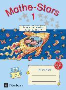 Cover-Bild zu Mathe-Stars, Fördern und Inklusion, 1. Schuljahr, Zahlenraum bis 10, Übungsheft