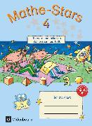 Cover-Bild zu Mathe-Stars, Fördern und Inklusion, 4. Schuljahr, Zahlenraum bis 1000, Übungsheft von Schlabitz, Birgit