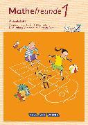 Cover-Bild zu Mathefreunde, Ausgabe Nord 2015, 1. Schuljahr, Arbeitsheft von Elies, Catrin