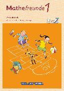 Cover-Bild zu Mathefreunde, Ausgabe Süd 2015, 1. Schuljahr, Arbeitsheft von Elies, Catrin