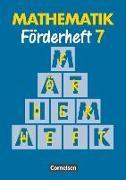 Cover-Bild zu Mathematik Förderschule, Förderhefte, Band 7, Heft von Gathen, Heribert