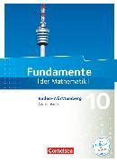Cover-Bild zu Fundamente der Mathematik, Baden-Württemberg, 10. Schuljahr, Schülerbuch von Benölken, Ralf