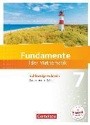Cover-Bild zu Fundamente der Mathematik, Schleswig-Holstein G9, 7. Schuljahr, Schülerbuch von Andreae, Kathrin