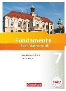Cover-Bild zu Fundamente der Mathematik, Sachsen-Anhalt, 7. Schuljahr, Schülerbuch von Andreae, Kathrin