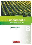Cover-Bild zu Fundamente der Mathematik, Rheinland-Pfalz, 8. Schuljahr, Schülerbuch von Altherr, Stefan