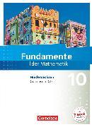 Cover-Bild zu Fundamente der Mathematik, Niedersachsen, 10. Schuljahr, Schülerbuch von Andreae, Kathrin