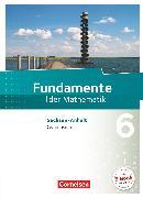 Cover-Bild zu Fundamente der Mathematik, Sachsen-Anhalt, 6. Schuljahr, Schülerbuch von Benölken, Ralf