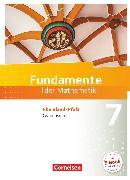 Cover-Bild zu Fundamente der Mathematik, Rheinland-Pfalz, 7. Schuljahr, Schülerbuch von Andreae, Kathrin