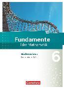 Cover-Bild zu Fundamente der Mathematik, Niedersachsen, 6. Schuljahr, Schülerbuch von Benölken, Ralf
