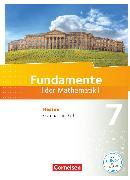 Cover-Bild zu Fundamente der Mathematik, Hessen, 7. Schuljahr, Schülerbuch von Andreae, Kathrin