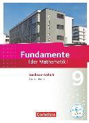 Cover-Bild zu Fundamente der Mathematik, Sachsen-Anhalt, 9. Schuljahr, Schülerbuch von Becker, Frank G.