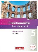 Cover-Bild zu Fundamente der Mathematik, Rheinland-Pfalz, 5. Schuljahr, Schülerbuch von Ahrens, Hans